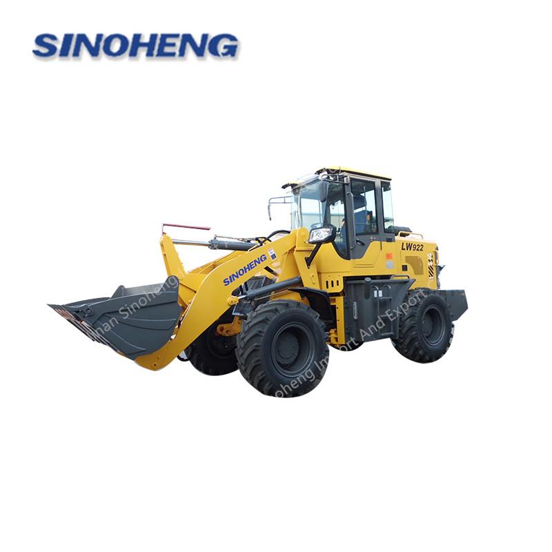China mini payloader mini wheel loader for sale
