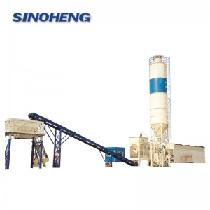 WCQ300H 300m3/h stabilized soil plant mixing equipment
