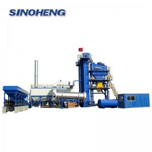 JLB4000 320m3 / h usine de traitement par lots d'asphalte