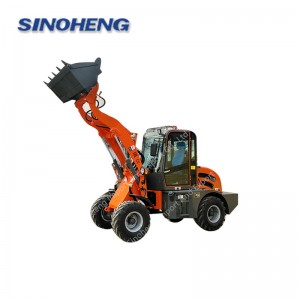sinoheng small wheel loader for sale