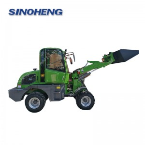High quality hot sell wheel zl50 5 ton compact wheel loader