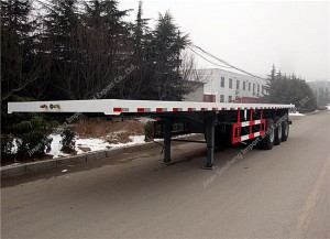 Container Semi Trailer 40FT