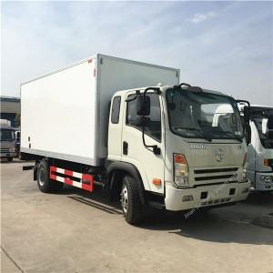 Dayun congélateur camion frigorifique camion