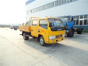 DCAF double rangée camion cargo (3-4T)