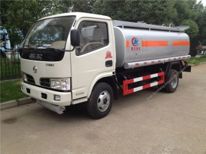 DFAC mobile fuel tanker (5000L)