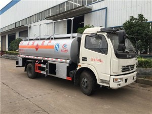DFAC mobile fuel truck (7-9 m3)