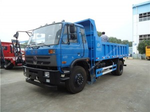 Dongfeng 145 camion benne (de 10-12T)
