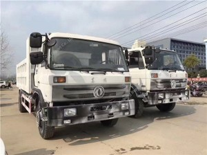 Dongfeng 153 camion benne (de 12-15T)