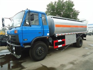 Dongfeng 153 fuel tanker (12-15 m3)