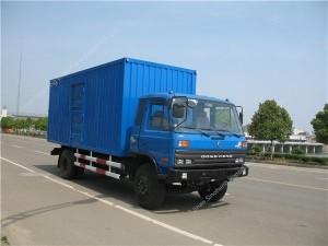 Dongfeng 153 van truck 12-15T