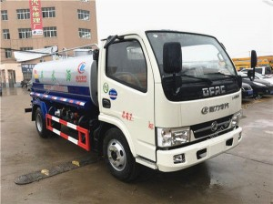 Dongfeng 5000L water truck