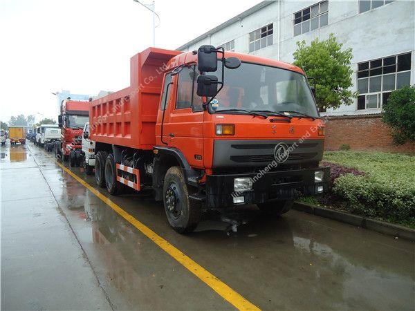 Dongfeng 6 × 4 camion à benne basculante (de 20-25T)