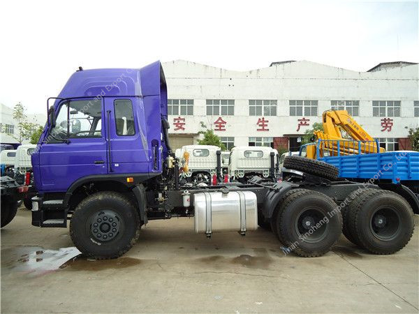 Dongfeng 6×4 tractor truck