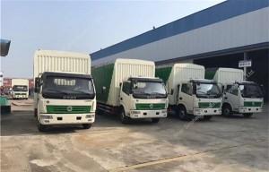 Dongfeng DFAC 6-7T van truck