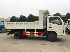 Dongfeng DCAF mini-camion à benne basculante (3-5T)