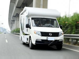 Dongfeng Mobile Caravan Car