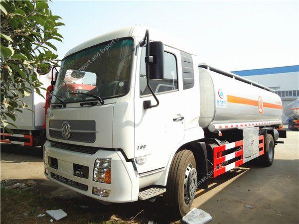 Dongfeng Tianjin fuel tanker (12-15 m3)