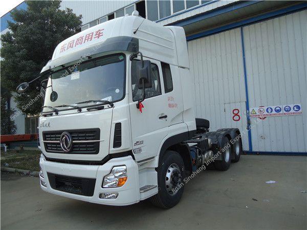 Dongfeng TianLong 6×4 tractor truck