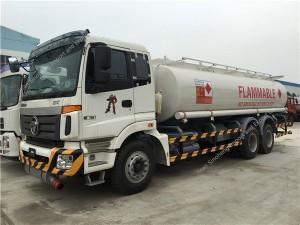 Foton Auman 6×4 oil tanker (20-25 m3)