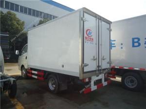 Foton KangRui K1 freezer truck