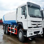 HOWO 15m3-20m3 Water Tank Truck