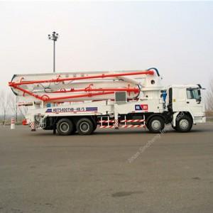 HOWO 48M Camion pompe à béton