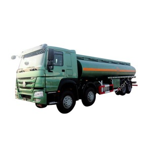 HOWO 8X4 Camion-citerne Camion-citerne d'huile