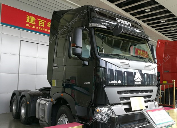 HOWO A7 Tractor Driving Type 6×4