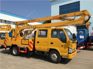 ISUZU 18m High-altitude Operation Truck