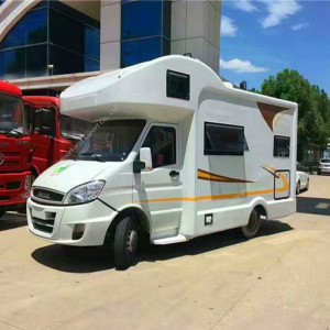 IVECO C type high roof motorhome caravan