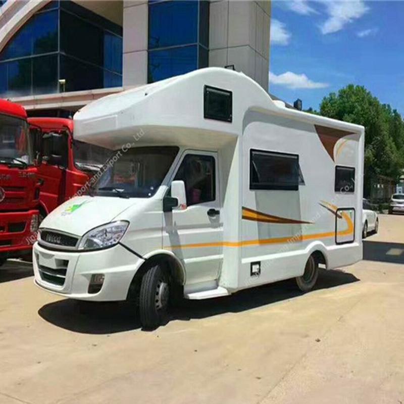IVECO C type high roof motorhome caravan