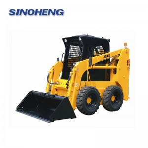 Chinese 700kg JC45 skid steer loader with CE