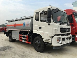 New Dongfeng 4×2 fuel tanker (12-15 m3)