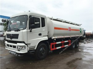 New Dongfeng 6×4 fuel tanker (20-25 m3)