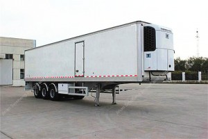 Refrigerator Semi-trailer 3 Axles 45ft