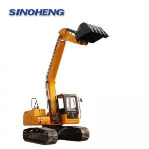 SH135 гусеничный экскаватор