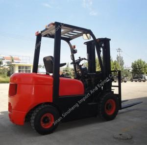 2,0 tonnes diesel Chariot élévateur frontal