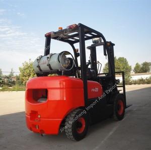 3.5 tons PG/Gasoline Forklift Truck