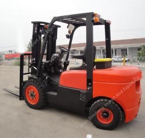3,0 tonnes Diesel Chariot élévateur frontal