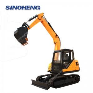 SH65 гусеничный экскаватор