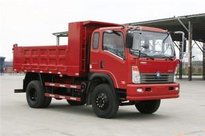SINOTRUK CDW 10T Light Dump Truck
