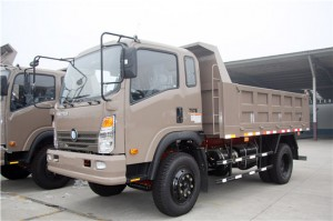 SINOTRUK CDW 8T léger Camion-benne