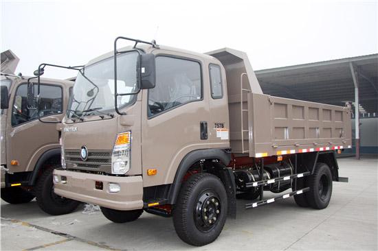 SINOTRUK CDW 8T Light Dump Truck