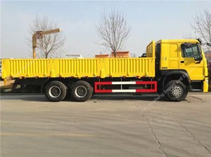SINOTRUK HOWO 10 Roues Cargo Camion