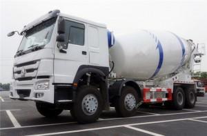 SINOTRUK HOWO 12m3 Mixer Truck