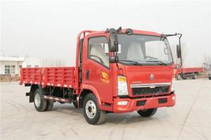 SINOTRUK HOWO 6 Ton léger Cargo Truck