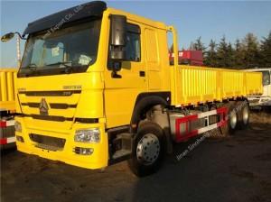 SINOTRUK HOWO 6X4 266hp Cargo Truck