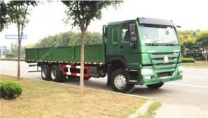 SINOTRUK HOWO 6X4 290hp Cargo Truck