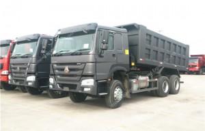 SINOTRUK HOWO 6X4 290hp Dump Truck