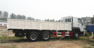 SINOTRUK HOWO 6X4 336hp Cargo Truck
